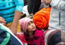 vrijwilligers voor vluchtelingen