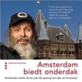 Amsterdam wil begrip voor opvang daklozen
