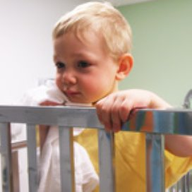 GGZ infantteam helpt bij verstoorde relatie tussen ouder en peuter