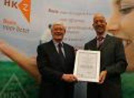 Duizendste HKZ kwaliteitscertificaat uitgereikt