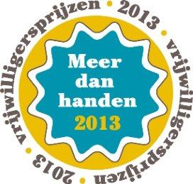 'Meer dan Handen' vrijwilligersprijzen uitgereikt