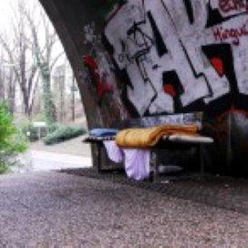 Meer daklozen zoeken bed door kou
