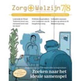 Deze maand in Z+W: De relatie tussen hulpverlener en cliënt
