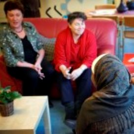 Haags ontmoetingsproject versterkt banden in wijk