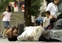 Aantal daklozen in Rotterdam gedaald