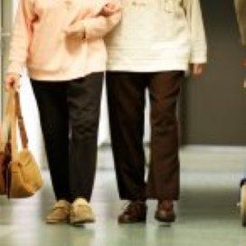 Ouderen stellen wonen in een verpleeghuis uit