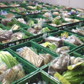 100.000 Belgen en 8000 Nederlandse gezinnen naar voedselbank