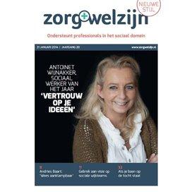 Deze maand in Zorg + Welzijn magazine