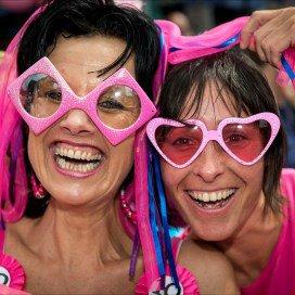 'Meer hulpverleners met een roze bril nodig'
