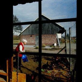 'Zorgboerderij voor demente ouderen onzichtbaar in Wmo'