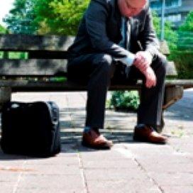 Veel eenzame mensen zitten drie dagen per week thuis