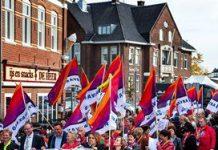 Abvakabo voert actie tegen CAO VVT