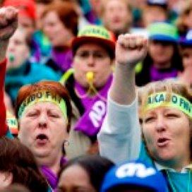 Vakbond juicht niet om indiensttreding alfahulpen