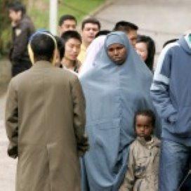 'Vluchtelinggezinnen onderzoeken op trauma'