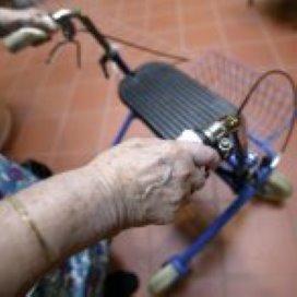 'Psychotherapie helpt ook bij dementie'
