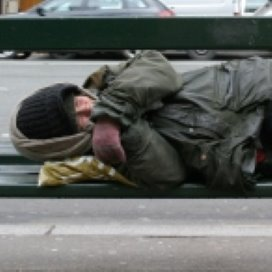 Winterse opvang daklozen in steden op gang