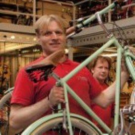 Tactory Bikes zet ex-verslaafden op het goede spoor