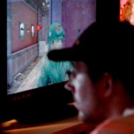 Kluizenaar in de virtuele wereld