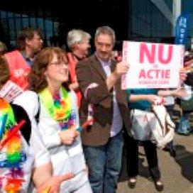 Abvakabo FNV: CAO-akkoord is verder weg dan ooit
