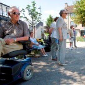 Pestende ouderen in verzorgingstehuis