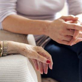 Goed gesprek met ouderen