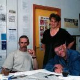 Straatadvocaten gaven daklozen 'schop onder de kont'