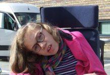 Onze ernstige spastische dochter van veertien