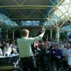 Levendig Wmo-congres in Amsterdam