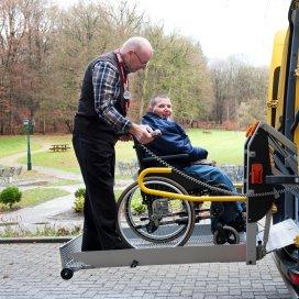 Meer reizen met gehandicaptenvervoer