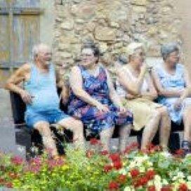 Ouderen voelen zich veilig in eigen buurt