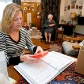 NMa tijdelijk milder in toezicht op thuiszorg