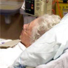 Vooral 65-minners vragen meer AWBZ-zorg