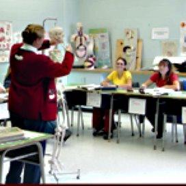 Zorgsector in trek bij middelbare scholieren