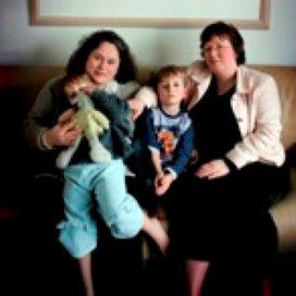 'Roze gezin' lager gewaardeerd dan heterogezin