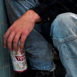 Minder beroep op verslavingszorg