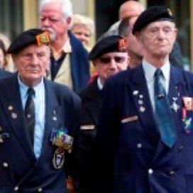 Politiek spreekt met veteranen over nazorg