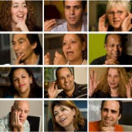 Website 'Kleurrijk welzijn' brengt welzijnswerkers in beeld