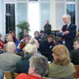 Debat: 'Communicatie tussen zorgvrager en -verlener moet duidelijker'