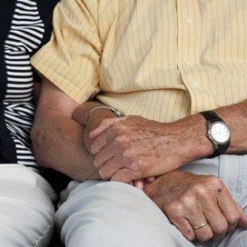 'Oudere paren kunnen niet altijd bij elkaar'