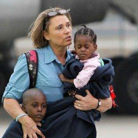 In 2010 steeg het aantal oudere kinderen dat werd geadopteerd. Dat kwam door een versnelde overkomst van adoptiefkinderen uit Haïti
