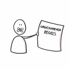 ongeschreven regels