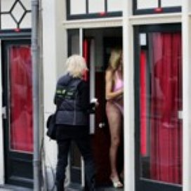 De Rode Draad voor prostituees is failliet