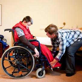 Plaatsgebrek gehandicaptenzorg dreigt