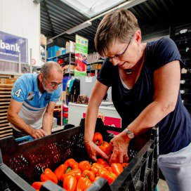 Voedselbank heeft oplossing voor verspilling