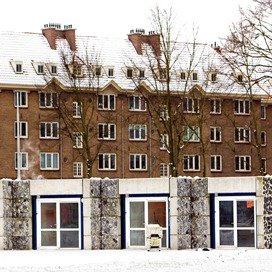 Deze Skaeve Husen in Amsterdam zijn