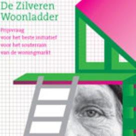 Zilveren Woonladder naar Leiden