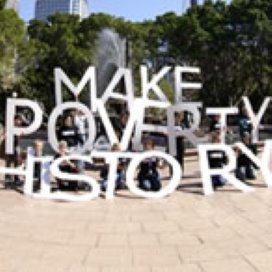 Rotterdamse campagne 'Armoede Nee. Meedoen Ja'