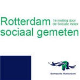 Helft Rotterdamse wijken 'sociaal kwetsbaar'