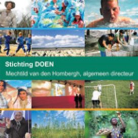 Presentatie van Mechtild van den Hombergh