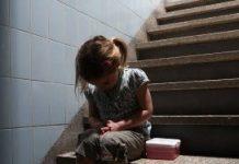 verwaarloosd kind
